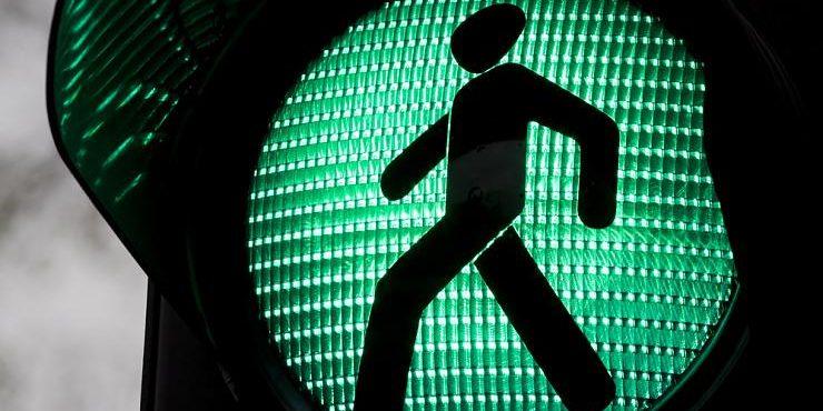 Умные светофоры предугадывают поведение пешеходов