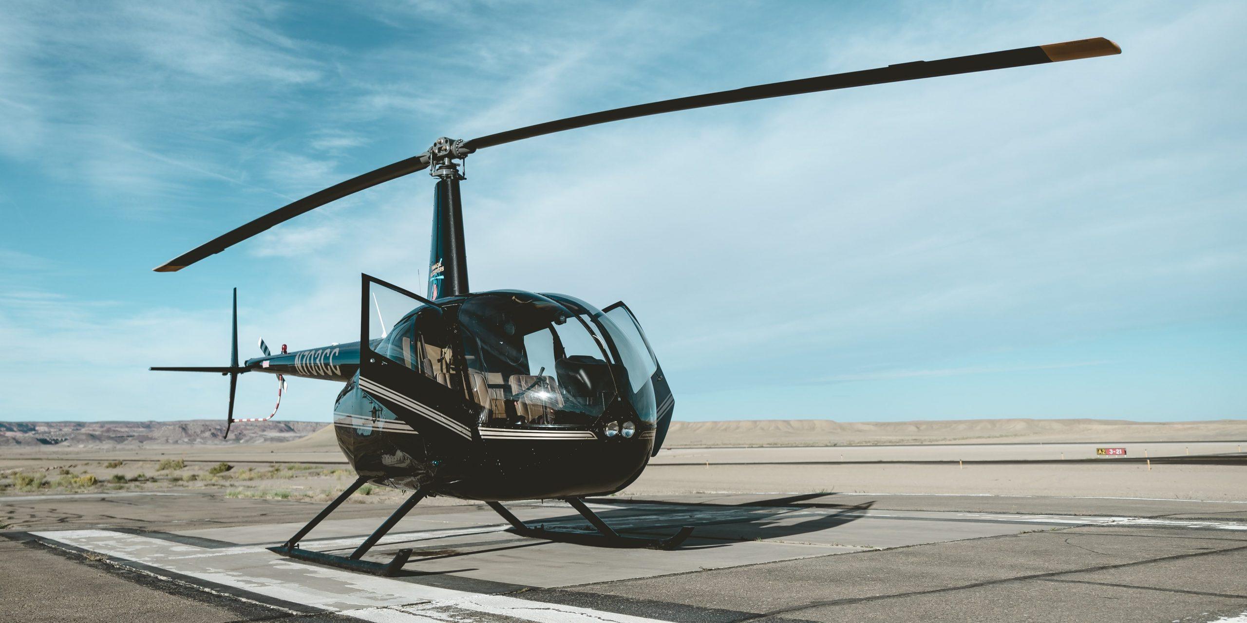 «Газпром нефть» испытала тяжелый беспилотный вертолет на арктическом месторождении