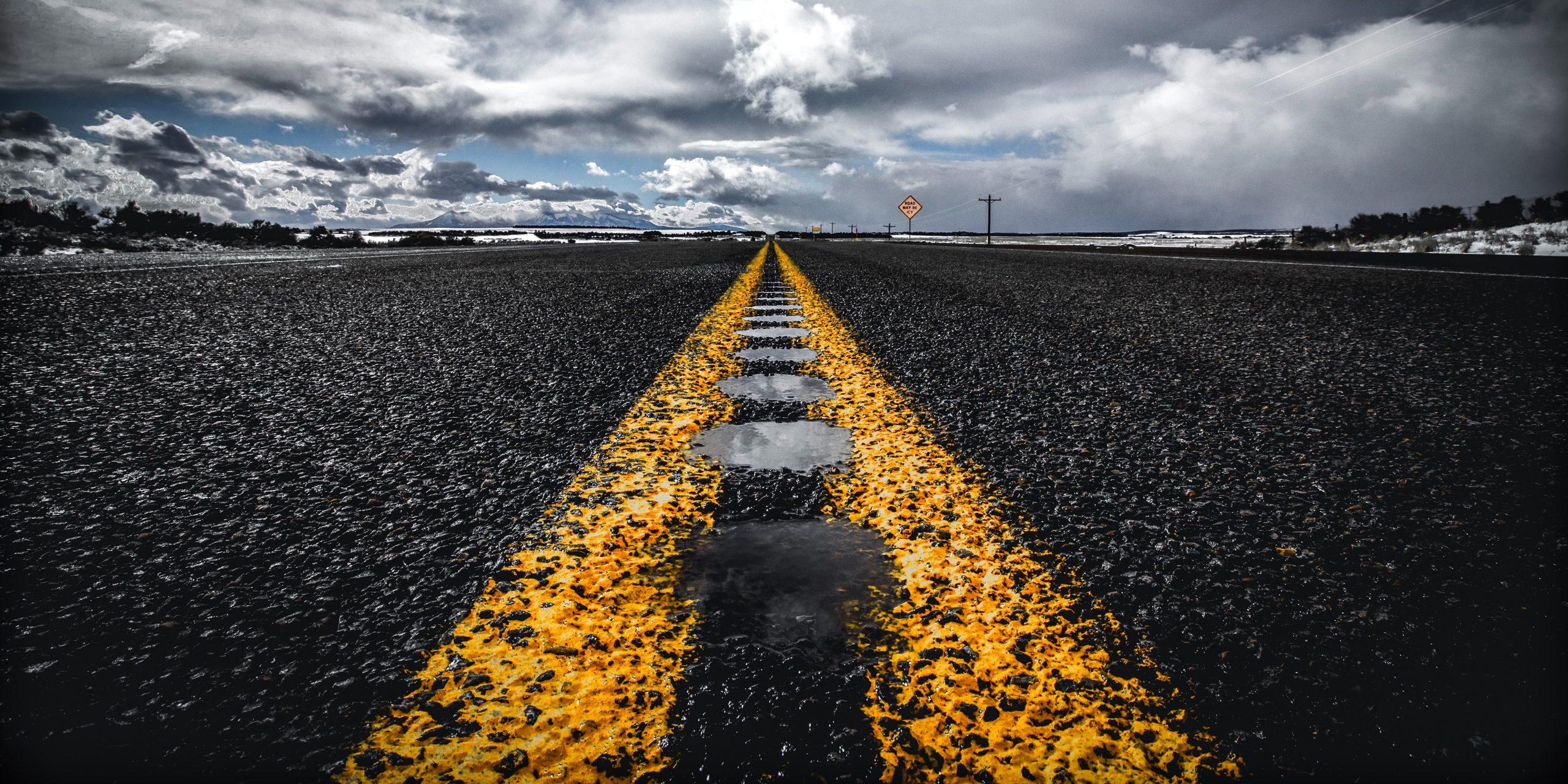 Одной бедой меньше? В России появятся умные дороги