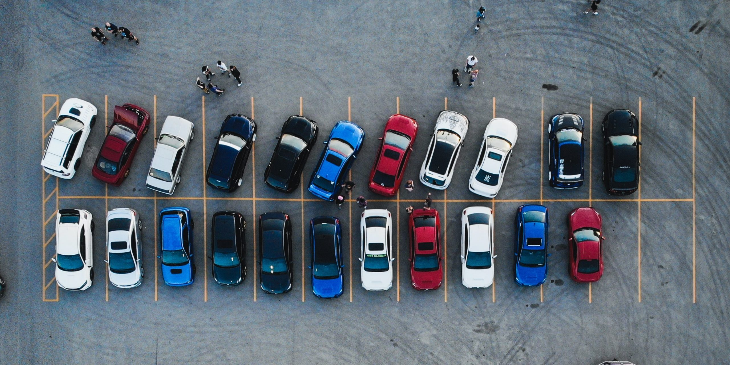 В Корее разработали приложение для умной парковки