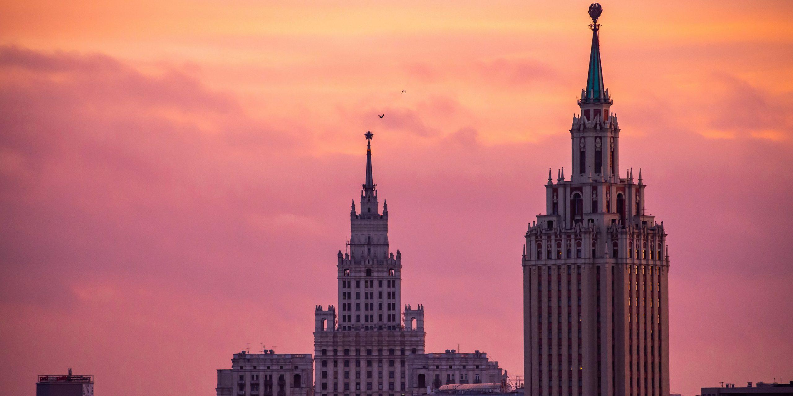 Москва присоединится к проекту Альянса умных городов G20 по внедрению цифровых технологий