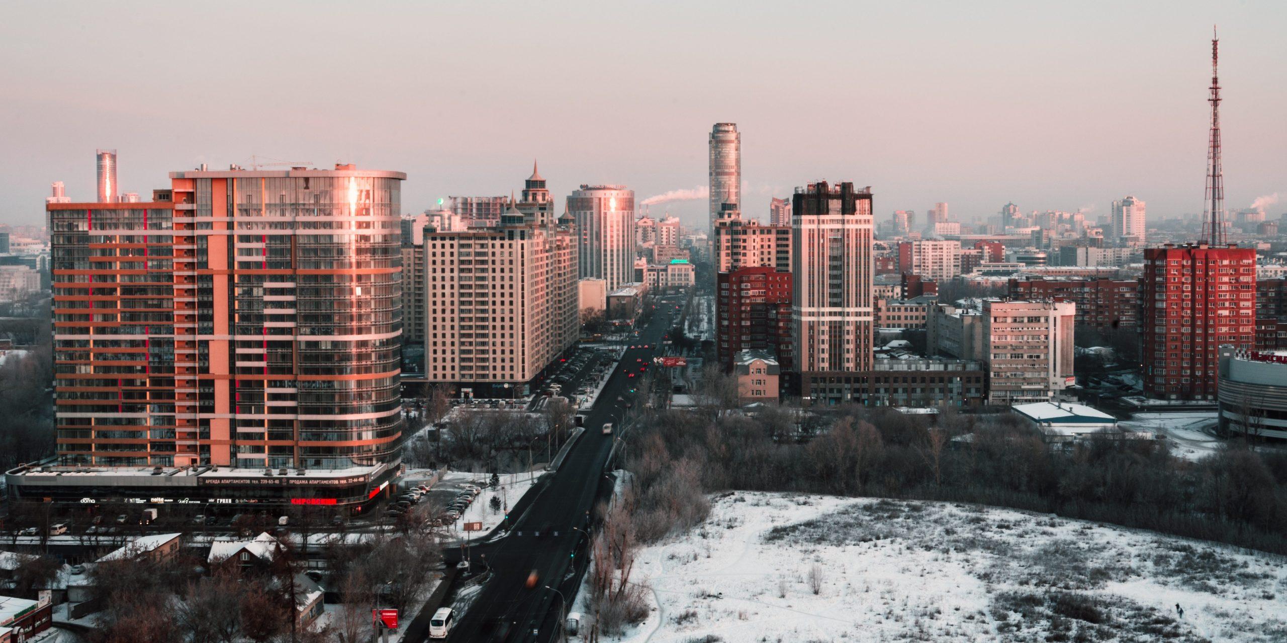 В Екатеринбурге запустили систему интеллектуального управления теплоснабжением