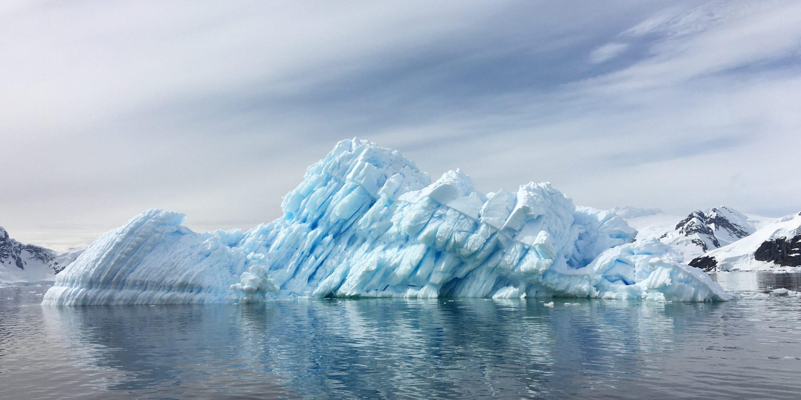 В Антарктиде развернута сеть интернета вещей