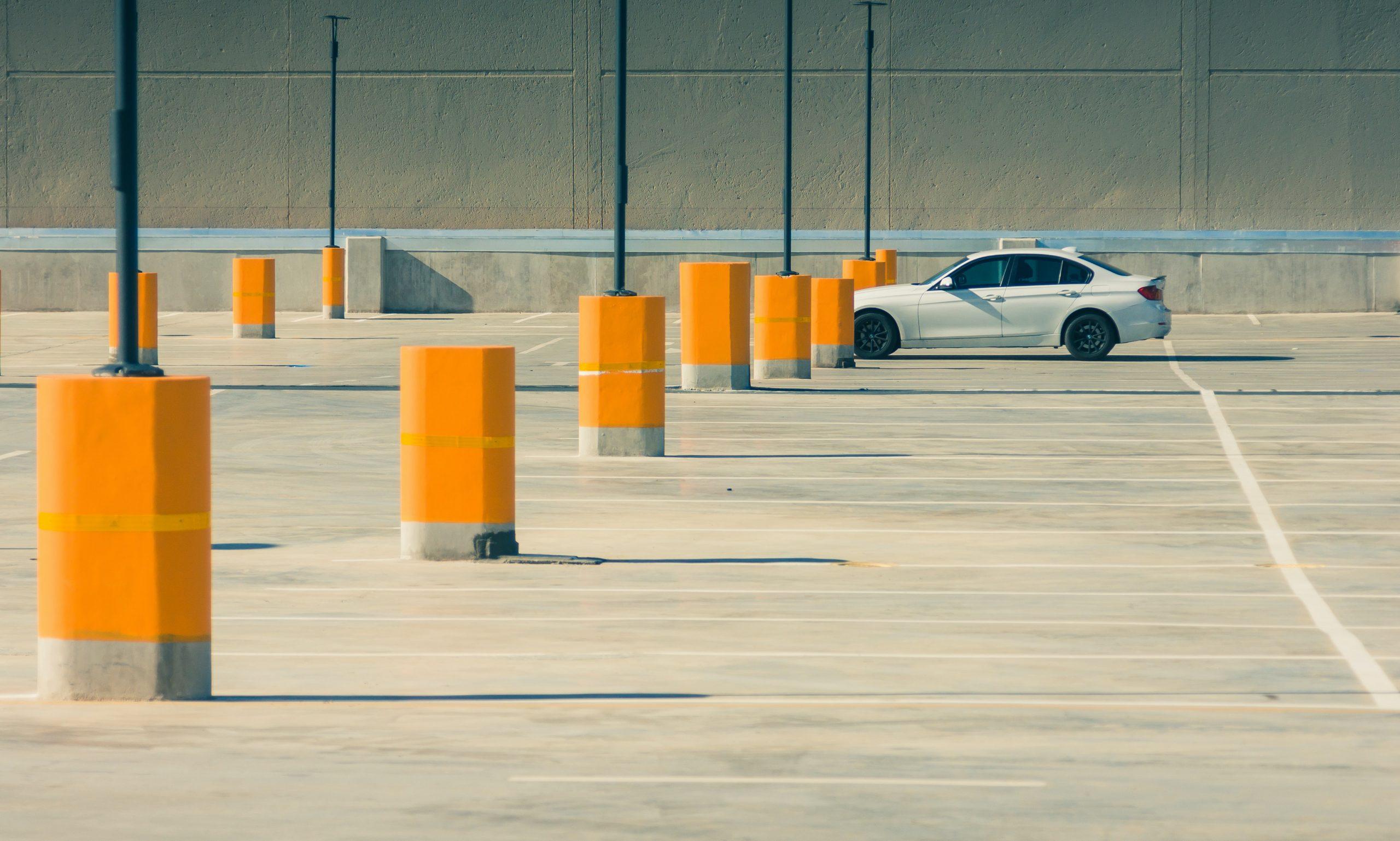 Парковка онлайн