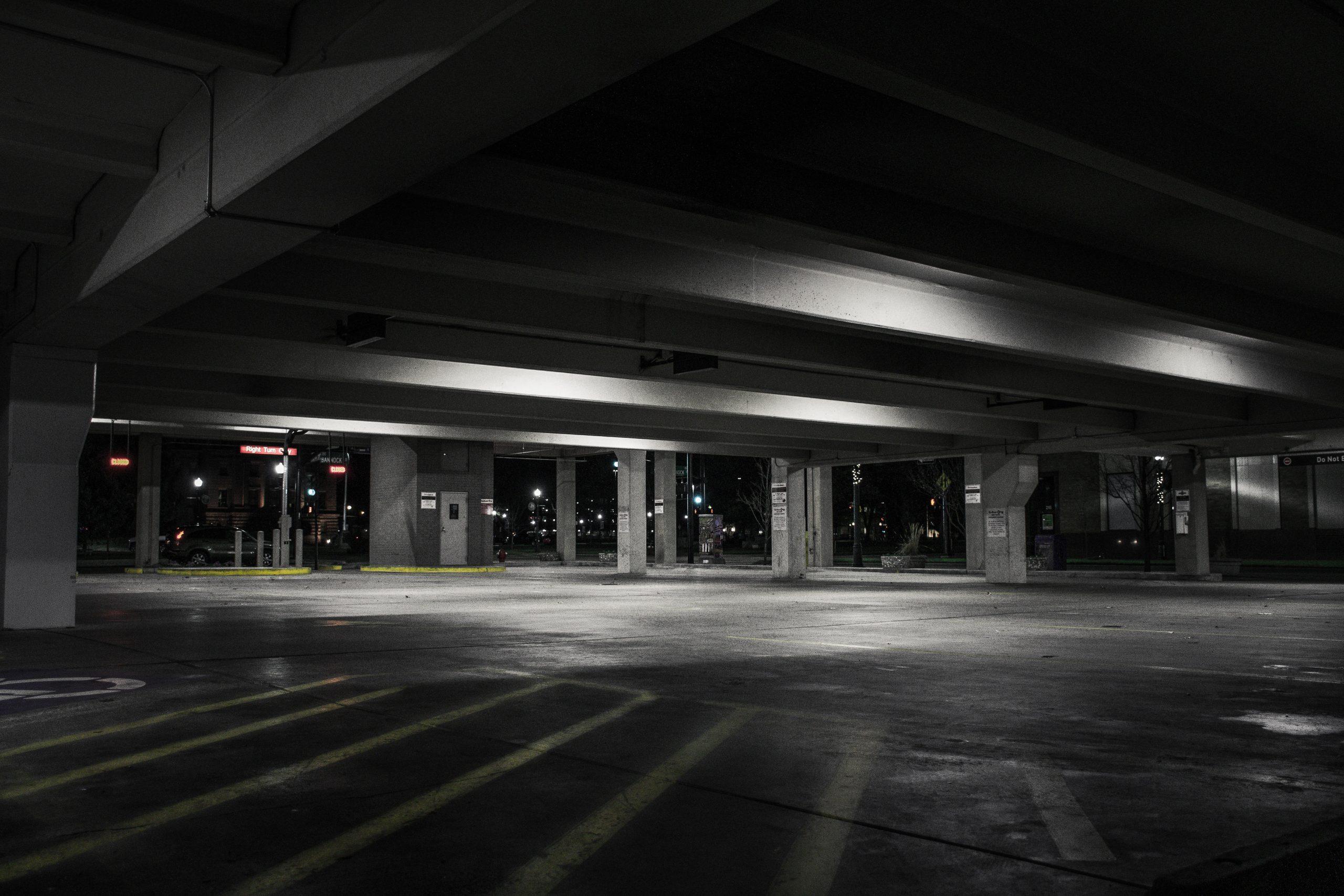 Установка парковки
