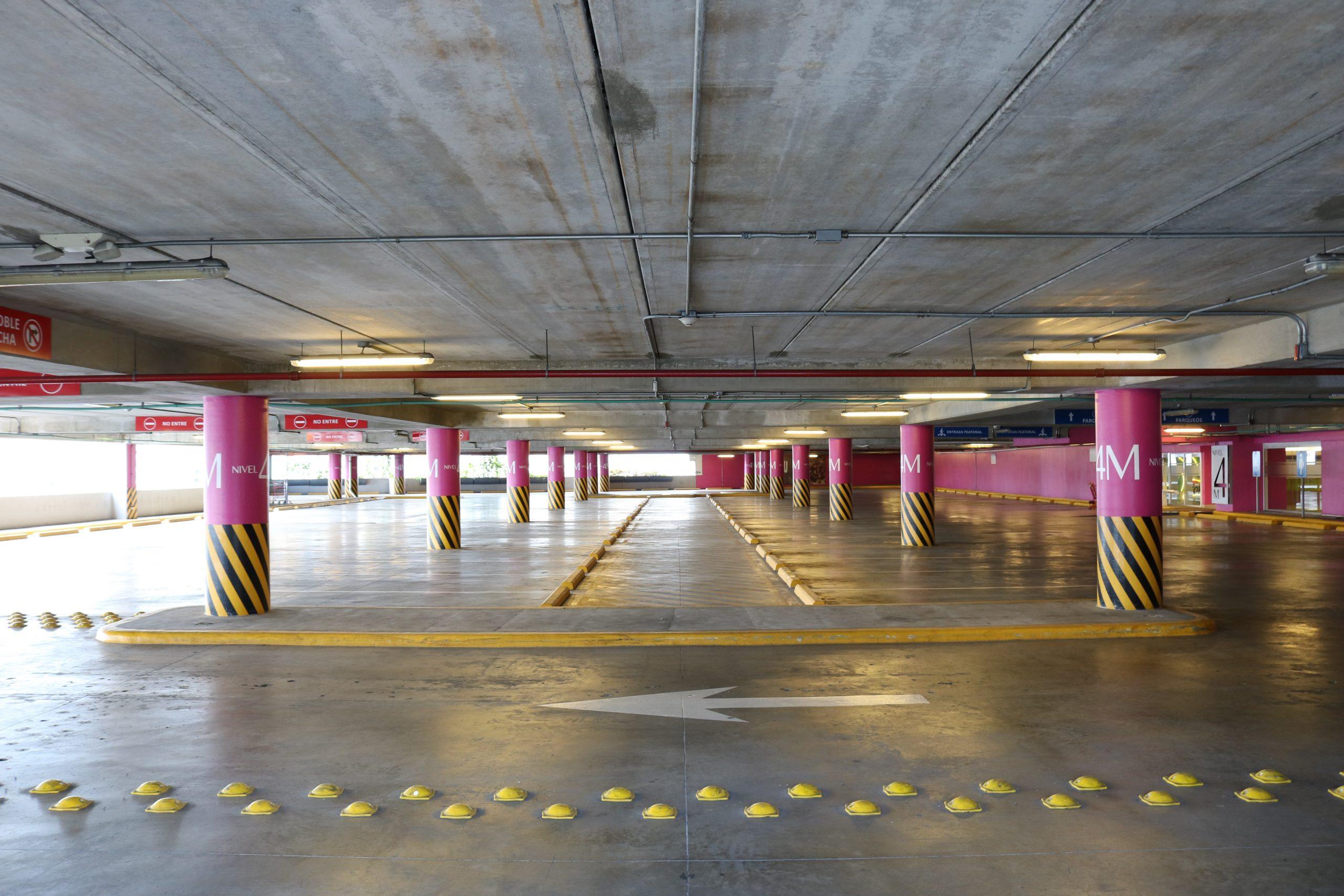 Система дистанционной парковки