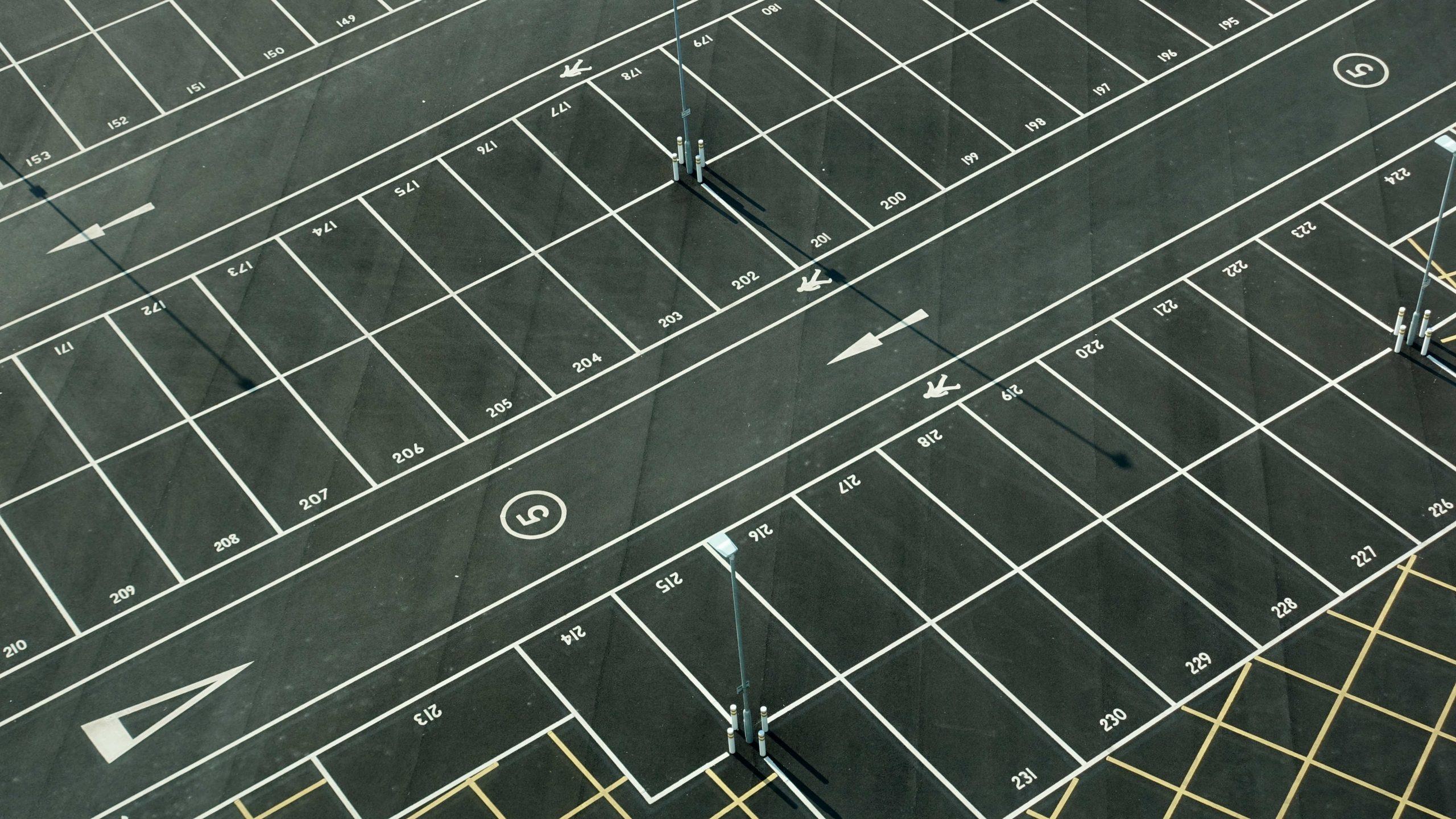 Купить систему парковки
