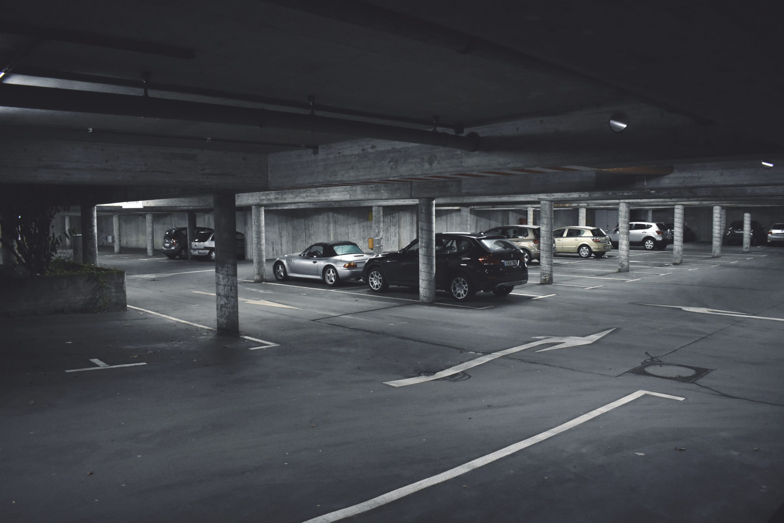 Парковка через телефон