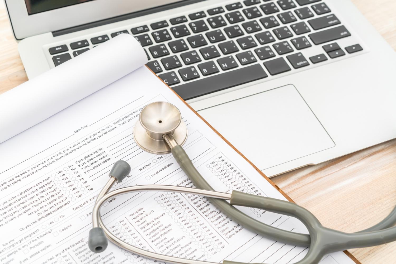 Электронная история болезни