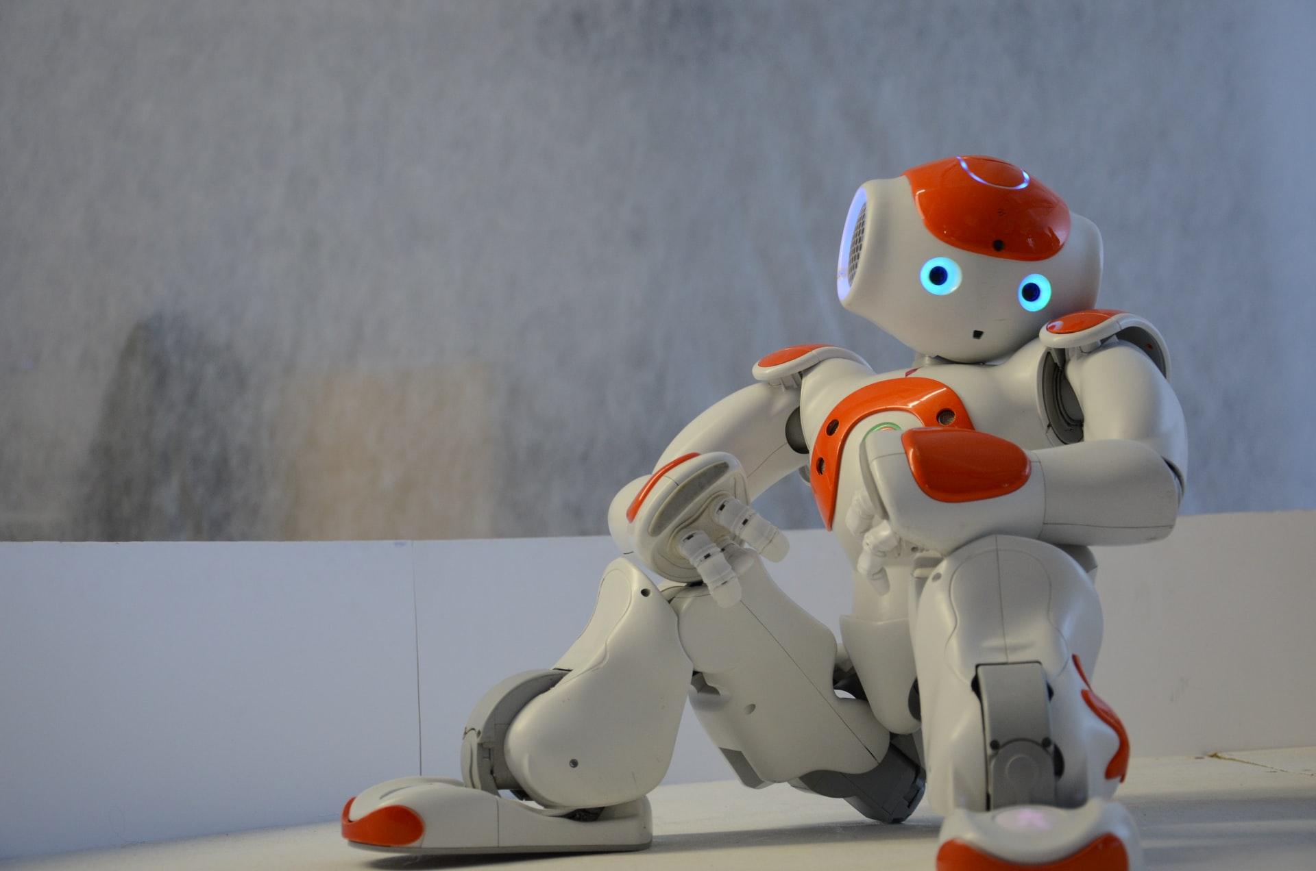 Речь робота оказывает влияние на доверие к нему людей